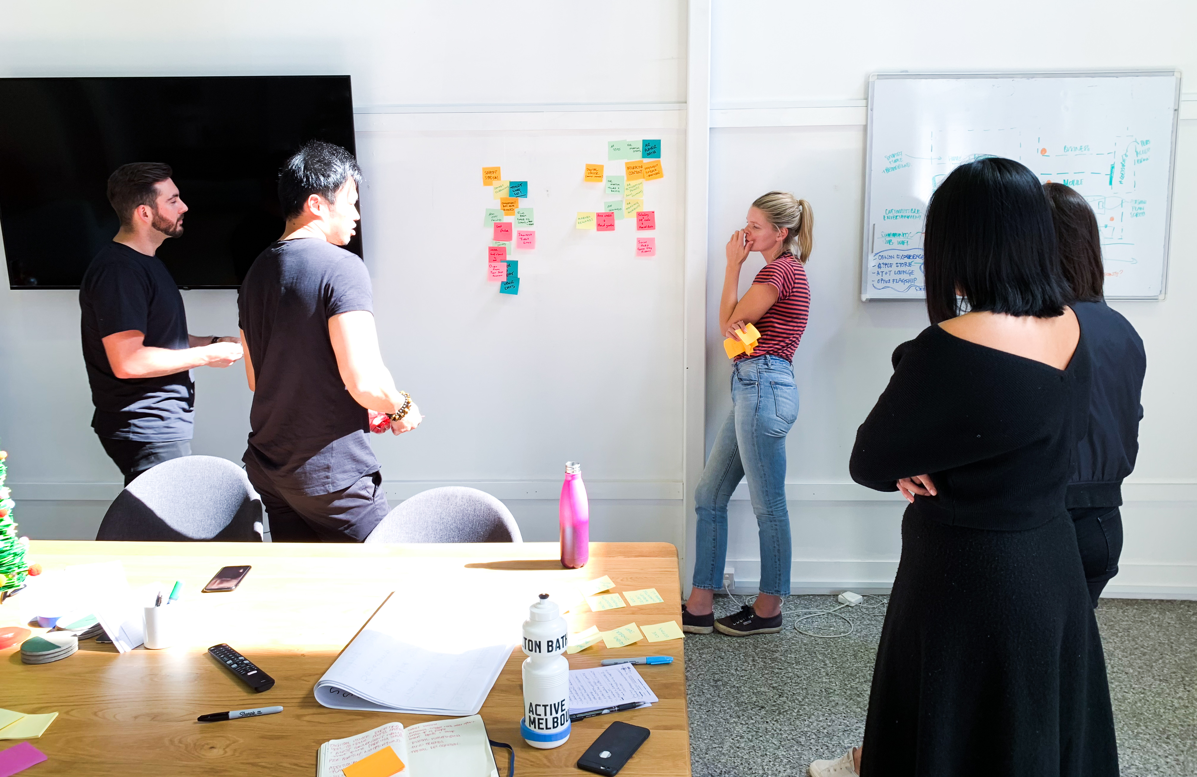 What I've learned working in a design-focussed team